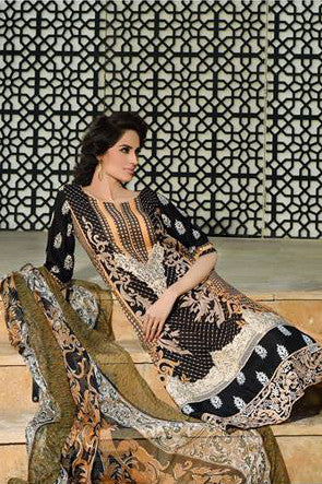 HSY Lawn by Ittehad Textiles Spring/Summer '15 – 2B - YourLibaas  - 1