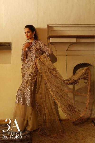 Sana Safinaz Luxury Eid Collection 2018 – 03A