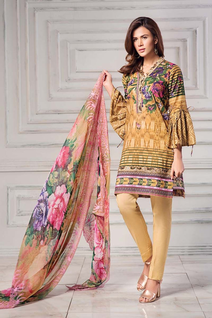 2304265a2a Gul Ahmed Summer Premium Collection 2019 – 3 PC CT-240 – YourLibaas