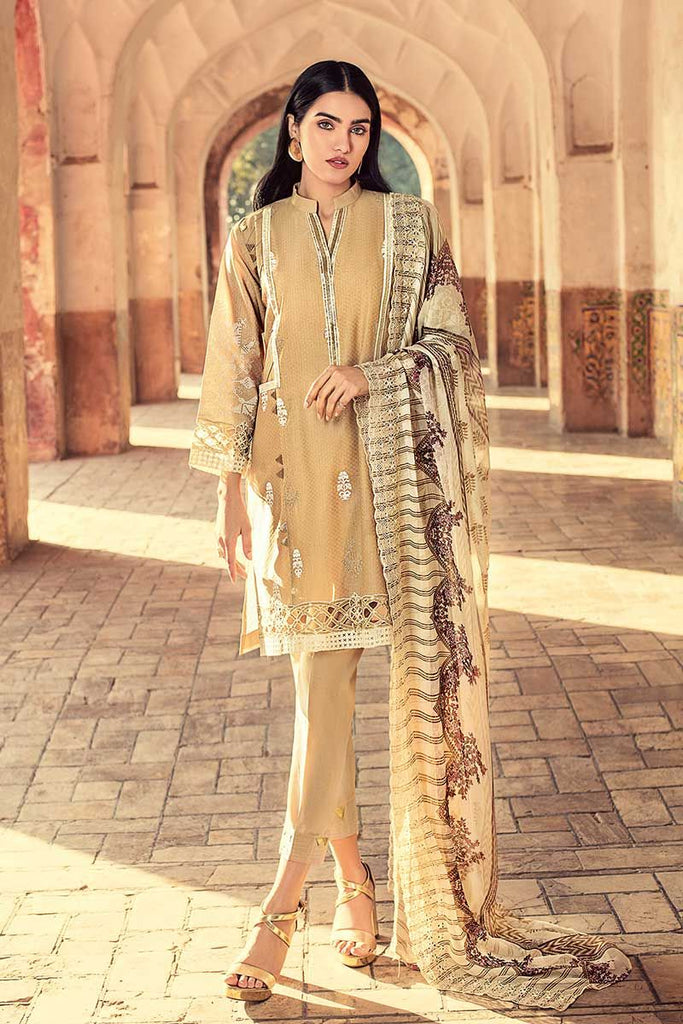 Gul Ahmed Summer Premium Collection 2019 – 3 PC CT-256