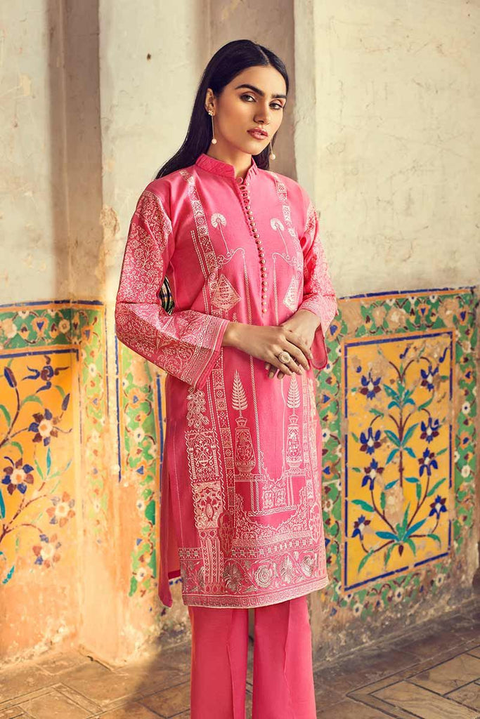 Gul Ahmed Summer Premium Collection 2019 – 2 PC TL-214