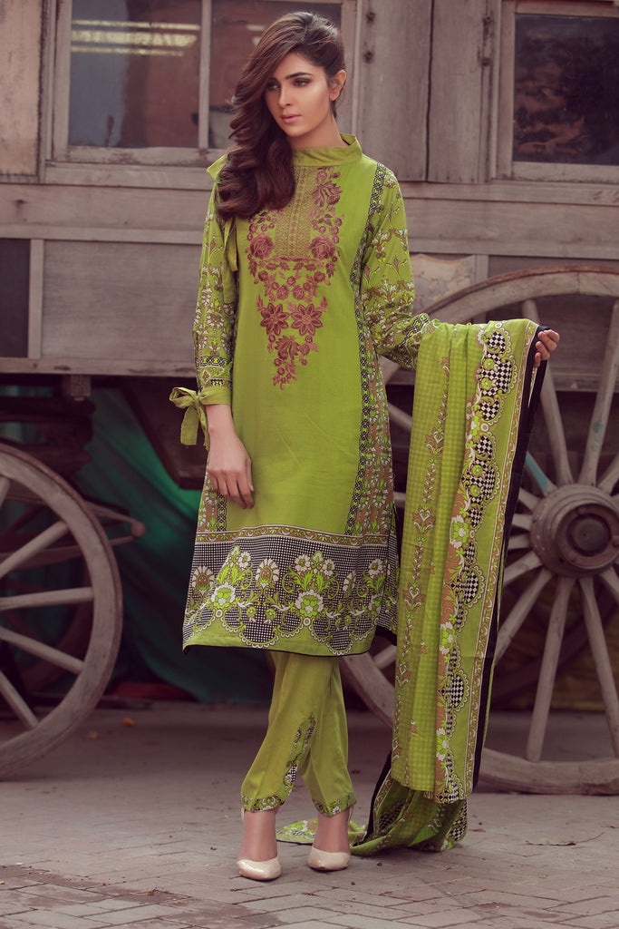 Libas Designer Embroidered Collection – 3B - YourLibaas  - 1