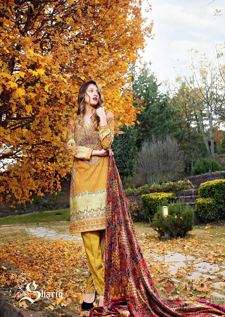 Deeba Velvet Silk Collection – 3B - YourLibaas  - 1