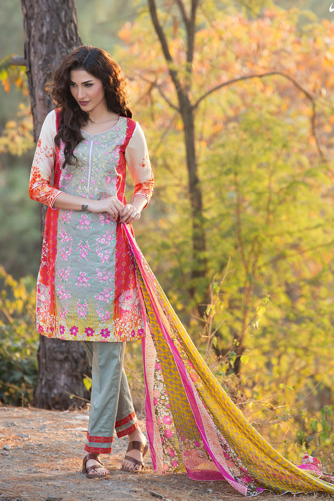 Sahil Designer Embroidered Collection Vol 3 – 3A - YourLibaas  - 1