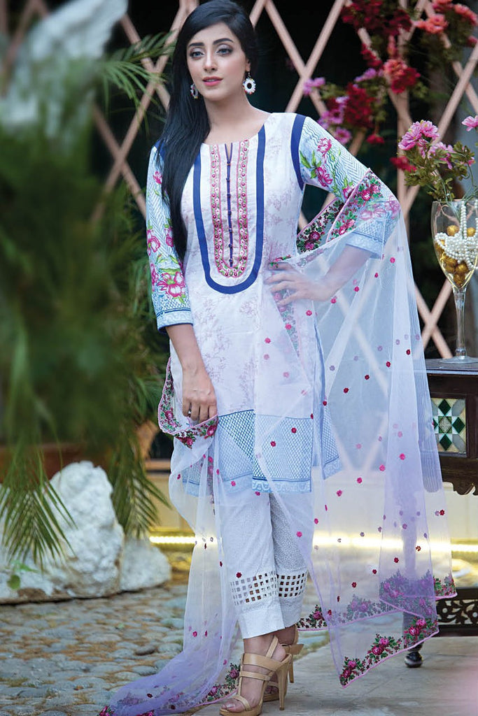 Kalyan Exclusive Eid Collection '16 – 3a - YourLibaas  - 1