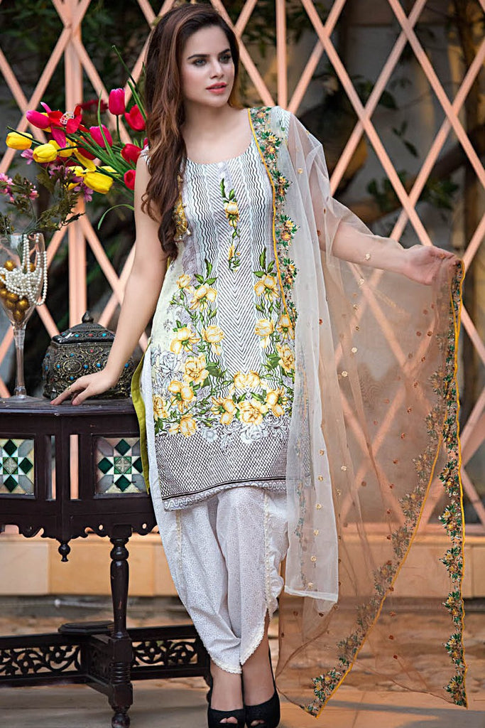 Kalyan Exclusive Eid Collection '16 – 3b - YourLibaas  - 1