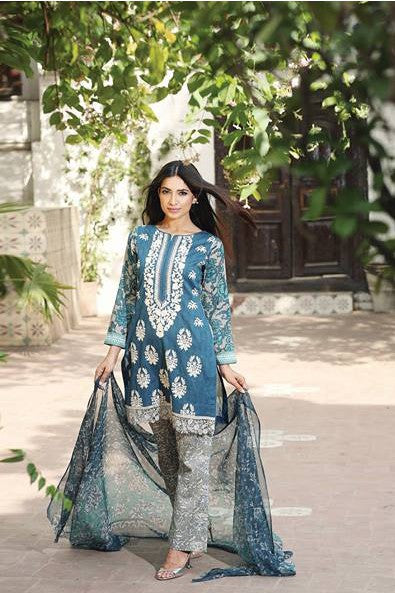 RajBari Premium Festive Collection – 3B - YourLibaas  - 1