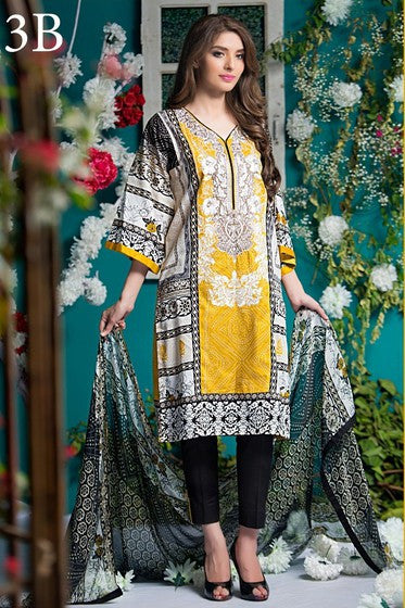 Kalyan Designer Collection '16 Vol-2 – 3B - YourLibaas  - 1