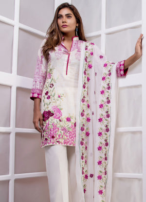 Sahil Designer Embroidered Eid Collection 2018 Vol 7 – SH7-4A