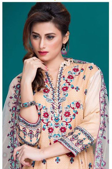 Rang Dey Lawn Collection – 4A