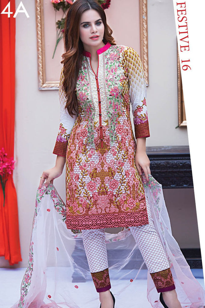 Kalyan Exclusive Eid Collection '16 – 4a - YourLibaas  - 1
