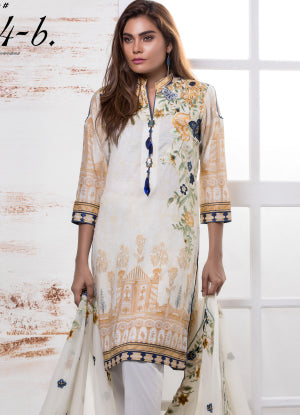 Sahil Designer Embroidered Eid Collection 2018 Vol 7 – SH7-4B
