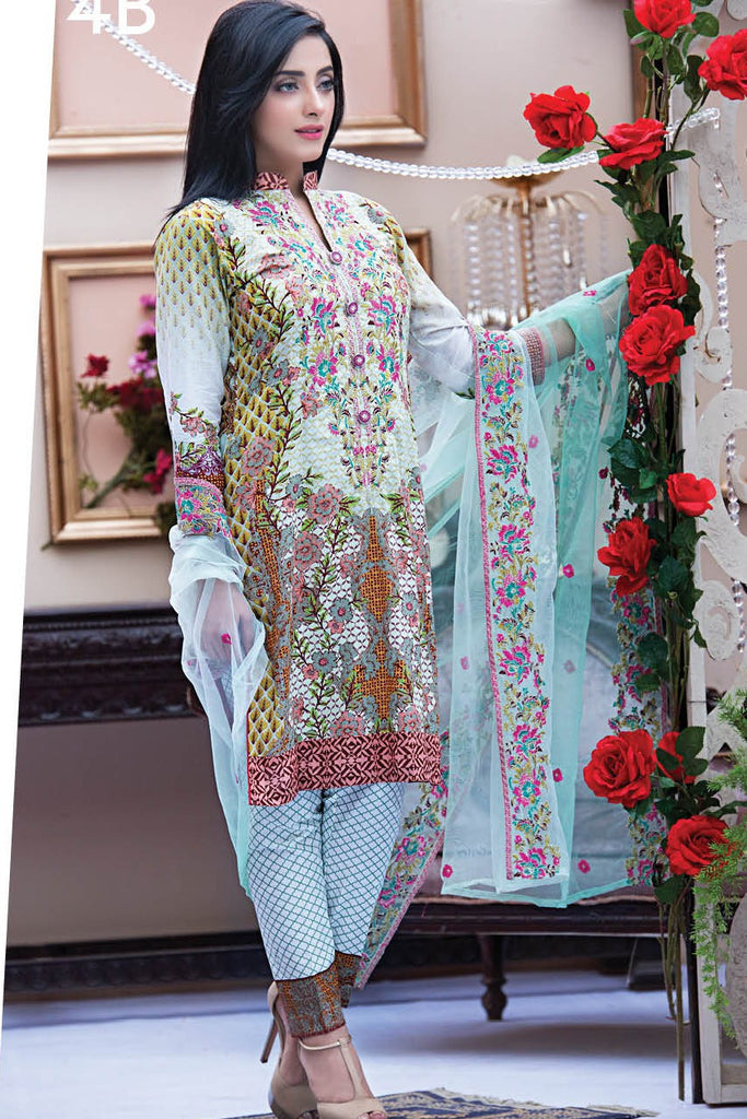 Kalyan Exclusive Eid Collection '16 – 4b - YourLibaas  - 1