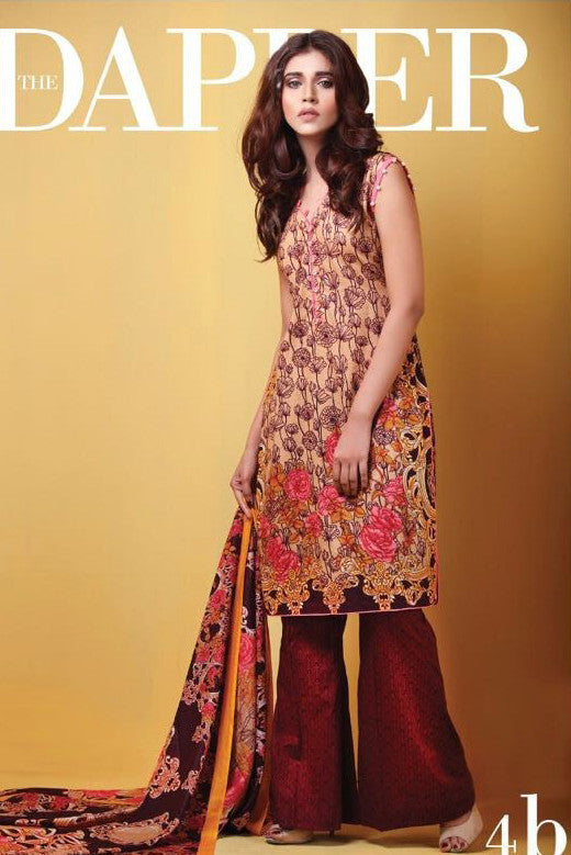 Anum Cambric Collection '16 – 04B - YourLibaas