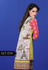Asim Jofa Lawn Tunics Collection - AJT-5A - YourLibaas  - 2