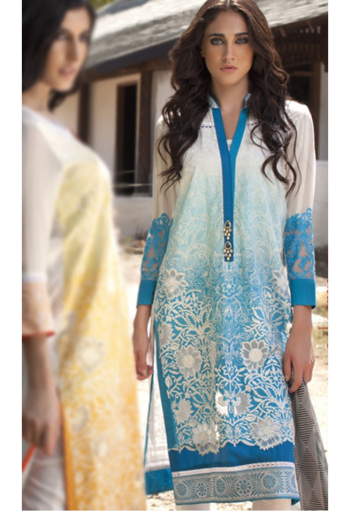 5A - Firdous Carnival Embroidered Collection 2015 - YourLibaas