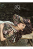 ZarQash Luxury Lawn Spring/Summer - 5A - YourLibaas  - 1