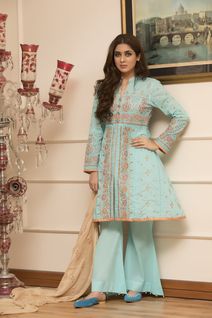 Maira Ahsan Exclusive Designer Lawn Collection – MAEDC-5
