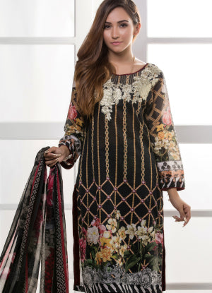 Sahil Designer Embroidered Eid Collection 2018 Vol 7 – SH7-5