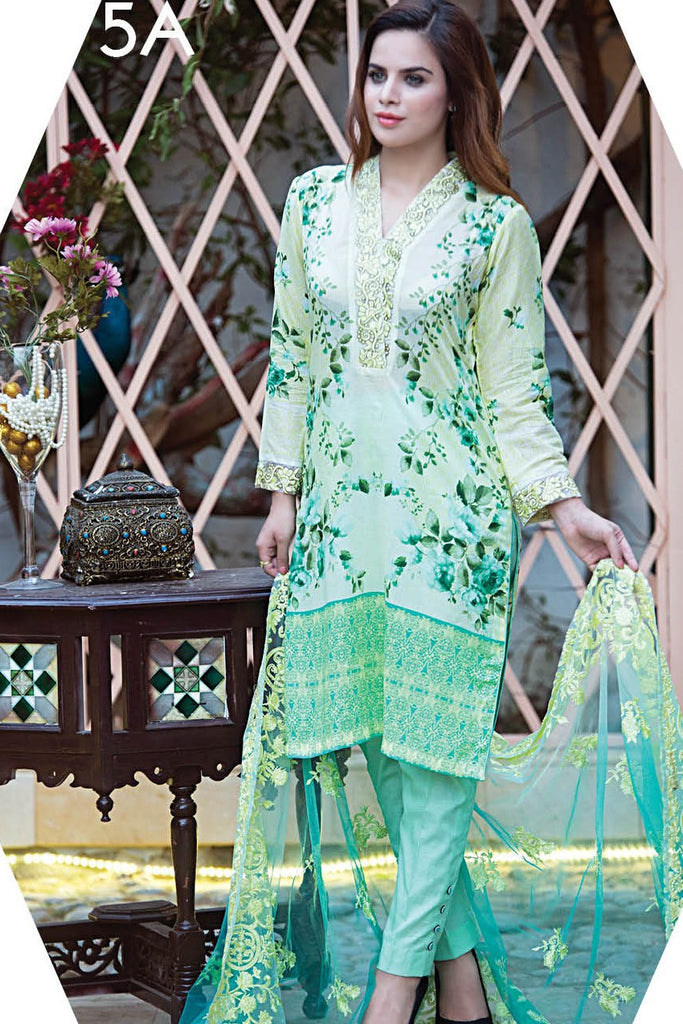 Kalyan Exclusive Eid Collection '16 – 5a - YourLibaas  - 1