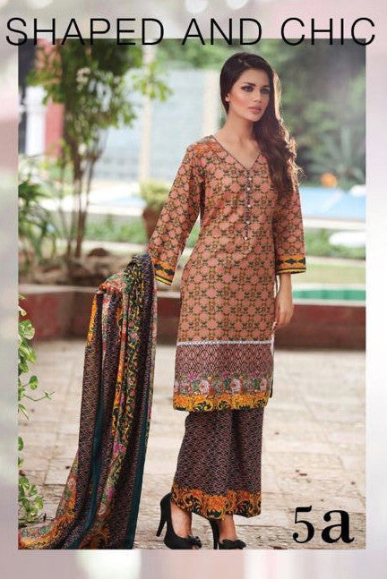 Anum Cambric Collection '16 – 05A - YourLibaas