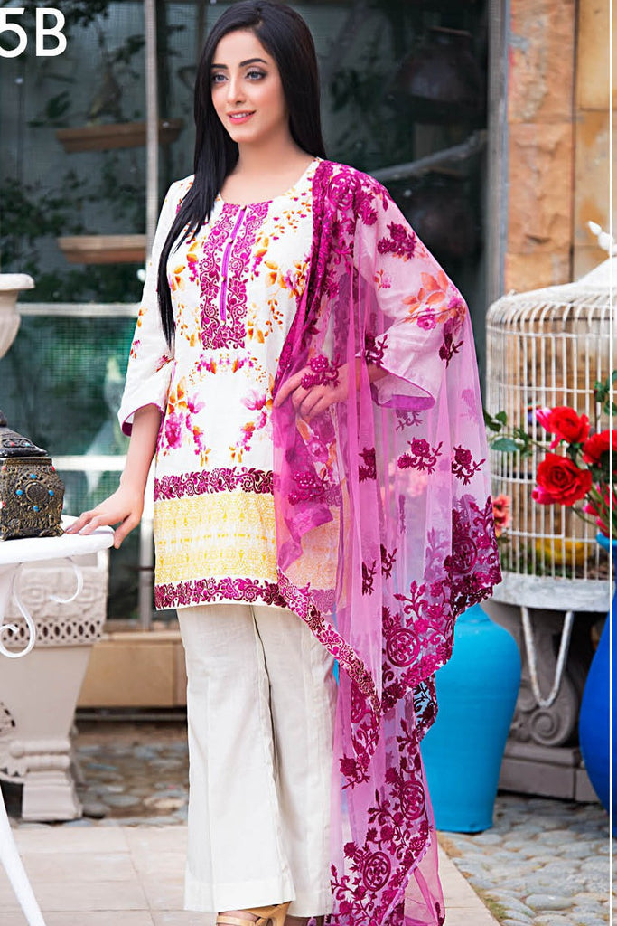 Kalyan Exclusive Eid Collection '16 – 5b - YourLibaas  - 1