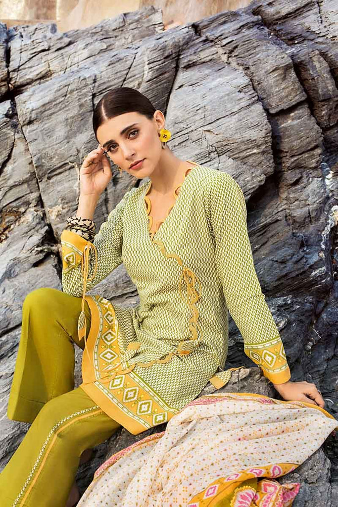 Gul Ahmed Summer Essential Collection 2019 – 3 PC CL-484 A