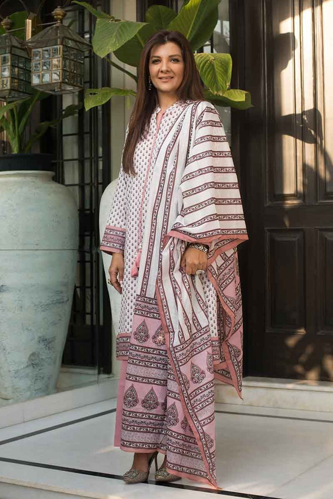 Gul Ahmed Summer Essential Collection 2019 – 3 PC CL-576 B