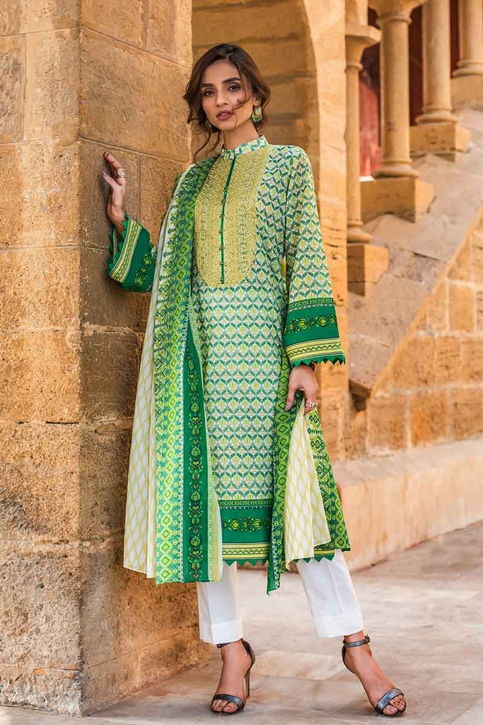 Gul Ahmed Summer Essential Collection 2019 – 2 PC TL-217 B