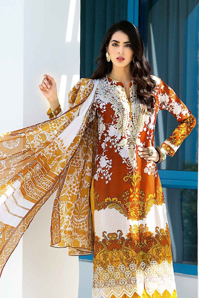 Gul Ahmed Summer Essential Collection 2019 – 3 PC CL-514 B
