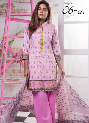 Sahil Designer Embroidered Eid Collection 2018 Vol 7 – SH7-6A