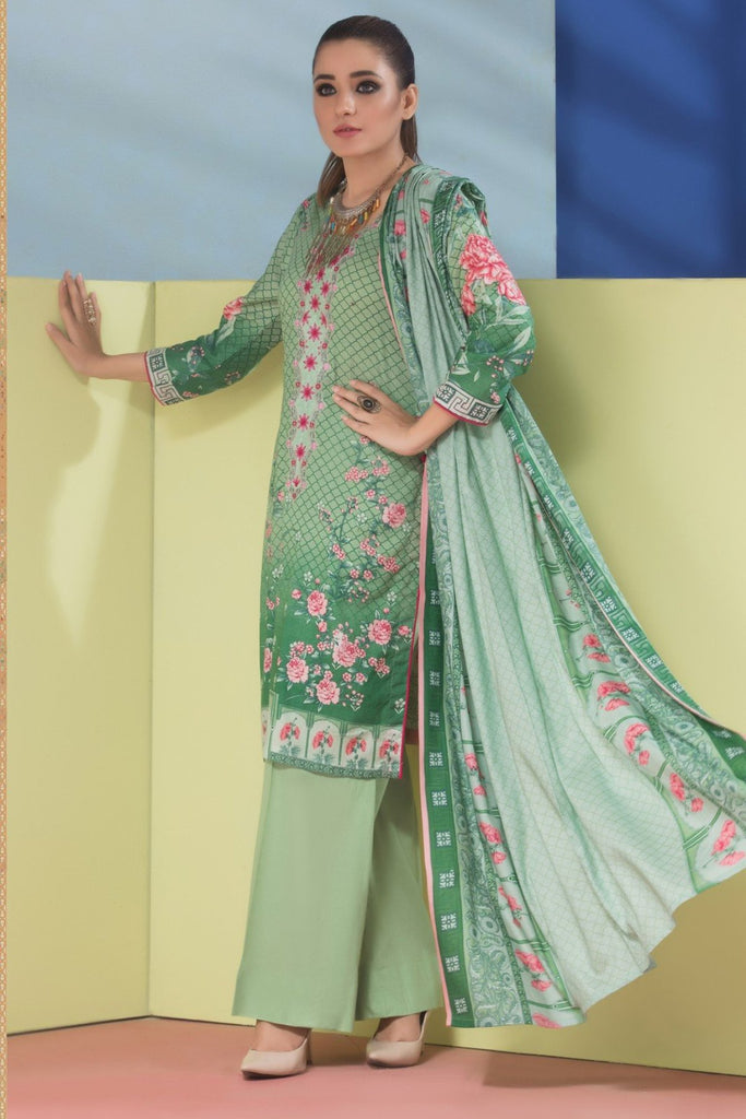 Sahil Designer Embroidered Lawn Collection Vol 6 – SH6-6A