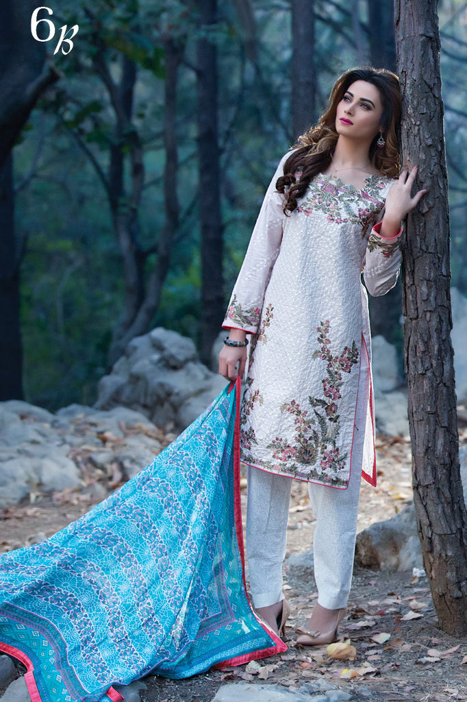 Sahil Designer Embroidered Collection Vol 3 – 6B - YourLibaas  - 1