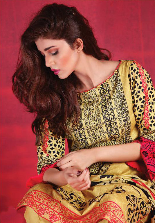 Anum Cambric Collection '16 – 06B - YourLibaas