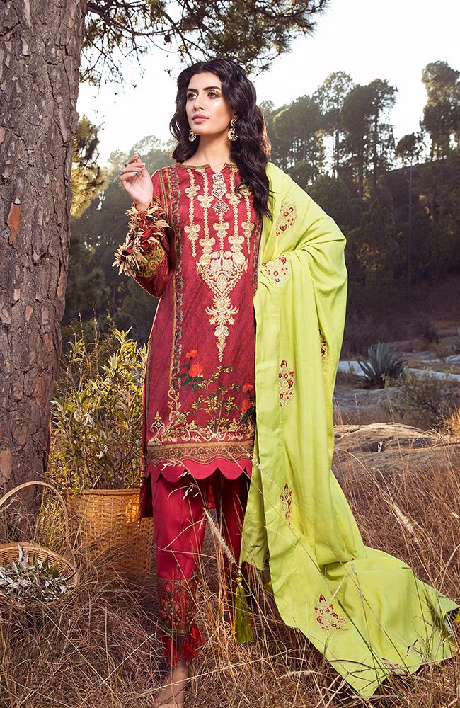 Al Zohaib Wintry Breeze Collection 2020 – WB20-07