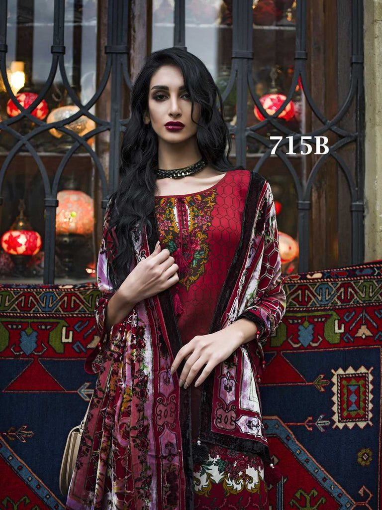 Jubilee Premium Velvet Collection Vol-2 – 715B