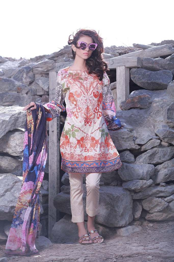 Nourhan Eid Collection '16 – Design 7 - YourLibaas  - 1