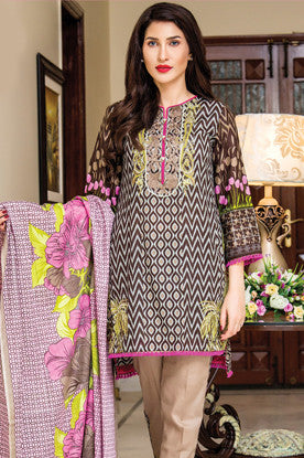 Sahil Designer Embroidered Lawn Collection Vol-9 – 7A