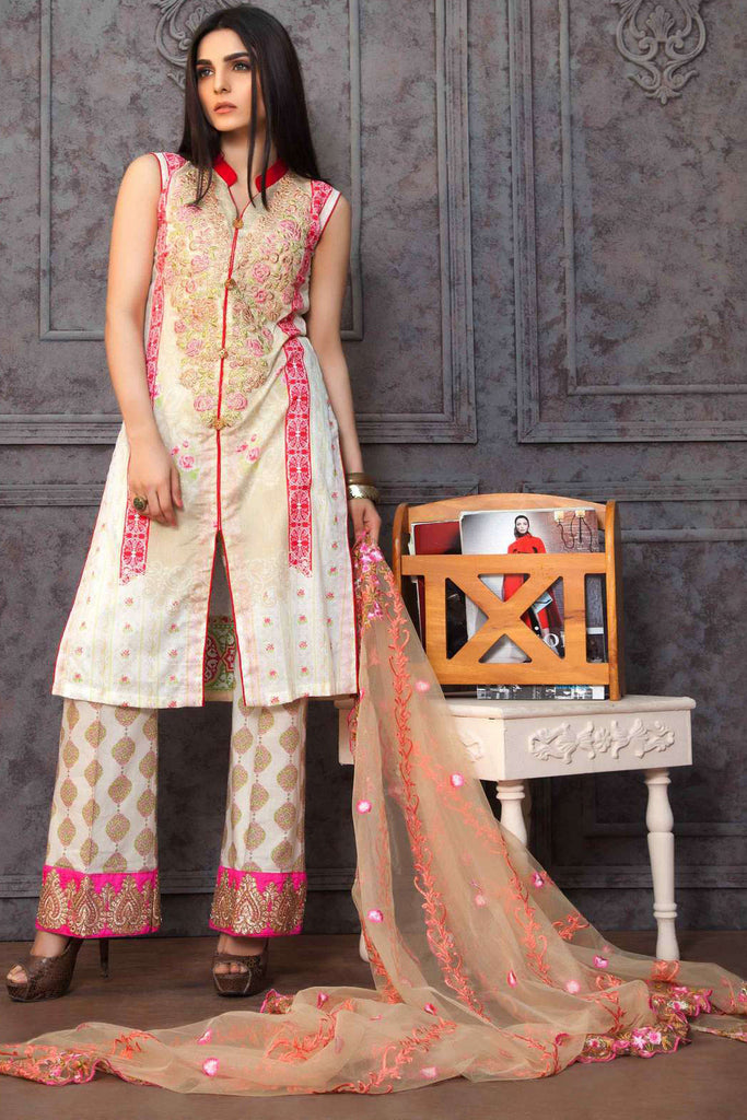 Maira Ahsan Embroidered Lawn Collection – MAL07B