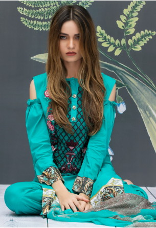 Al Zohaib Monsoon Festivana Lawn Collection Vol-2 – 05