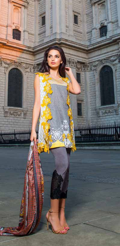 Sobia Nazir Lawn Collection '16 – 8B - YourLibaas  - 1