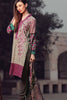 Sana & Samia Embroidered Linen Plachi Collection by Lala – Purple Haze - 9A - YourLibaas  - 2