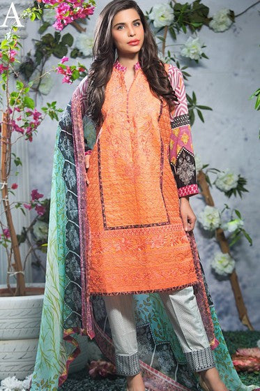 Kalyan Designer Collection '16 Vol-2 – 9A - YourLibaas  - 1