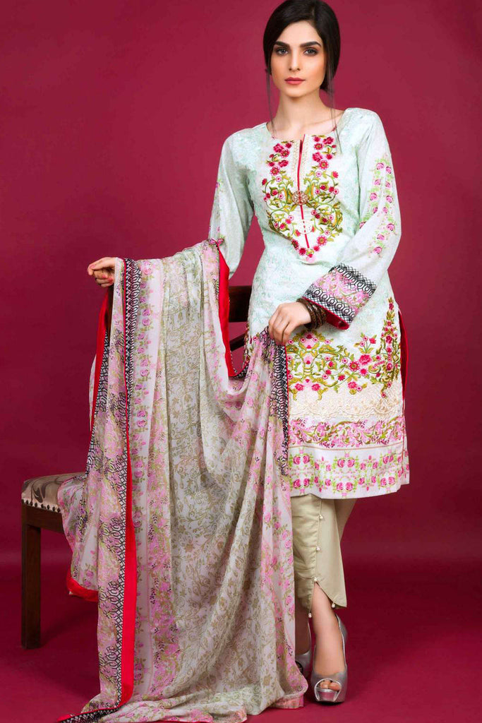Maira Ahsan Embroidered Lawn Collection – MAL09B