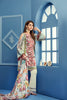 Gul Ahmed Summer 2017 - Light Green 3 PC Embroidered Trencia Satin Silk Dress SS-116