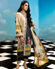 Zaha by Khadijah Shah – 3pc Lawn Collection – Aurora (ZL-15B)