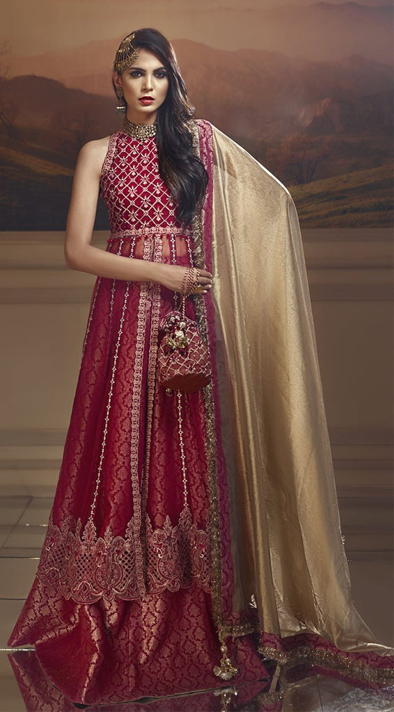 Anaya The Wedding Edit Collection – Scarlet Blush