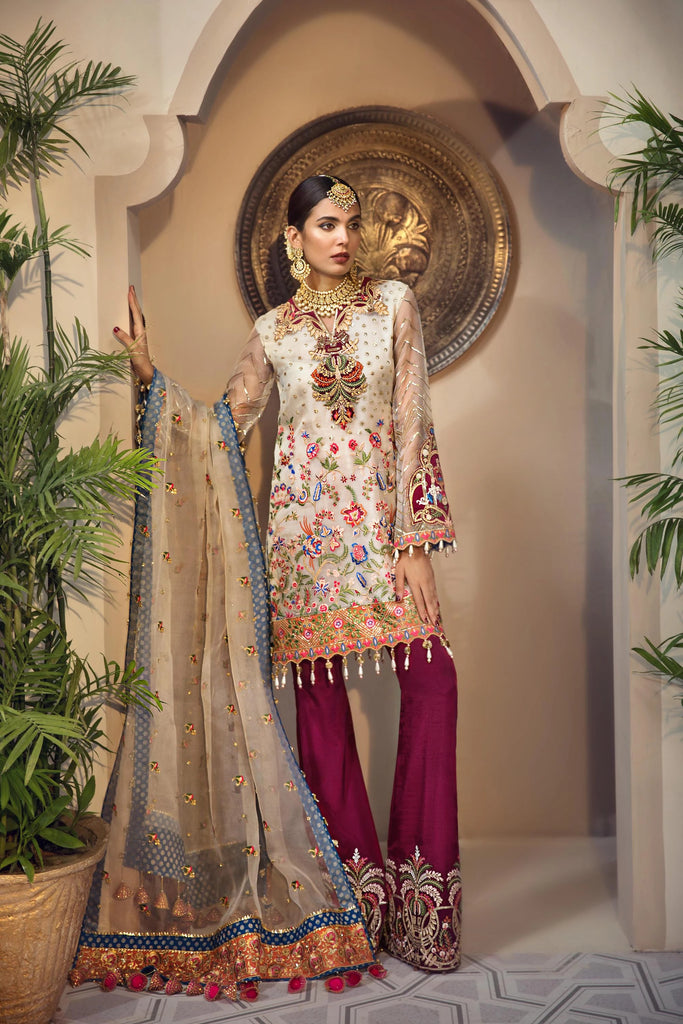 Anaya by Kiran Chaudhry X Kamiar Rokni Wedding Collection 2019 – AKW-02 - Yasmin