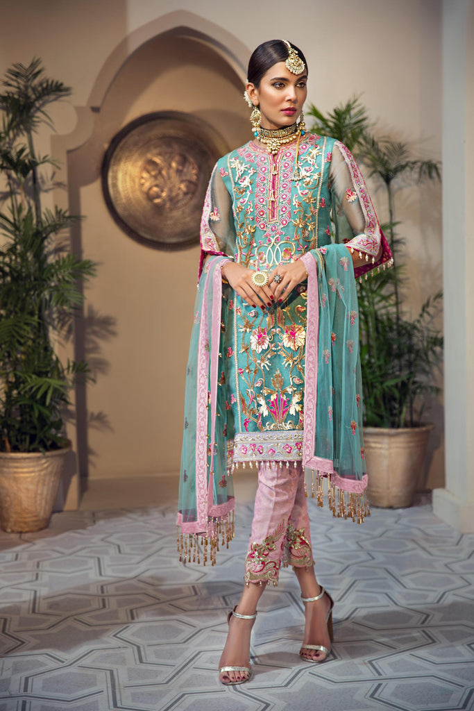 Anaya by Kiran Chaudhry X Kamiar Rokni Wedding Collection 2019 – AKW-03 - Gulbahar