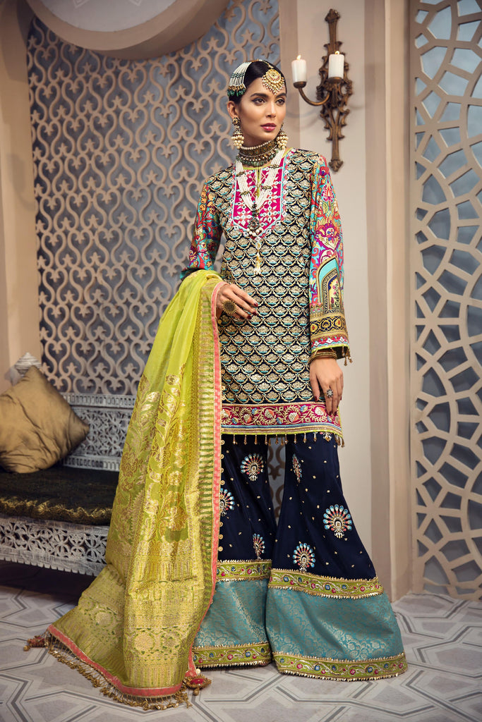 Anaya by Kiran Chaudhry X Kamiar Rokni Wedding Collection 2019 – AKW-05 - Laila